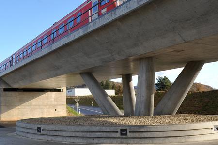 Aufhebung Bahnüergänge Wilchingen 2010-2012